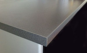 Laminate tightform edge
