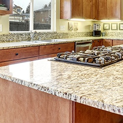 Wooden and Metal Kitchen Bench Tops Perth